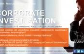 Corporate Investigation – szkolenie